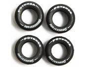 Carrera Evo/Digital tyre set F1 cars 2010