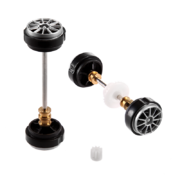 Carrera Evo/Digital132 axle set MB C Coupe DTM