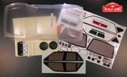Lancia Delta Evo2 clear body