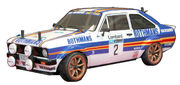 Ford Escort RS 1800 Ari Vatanen 1/10 factory painted body set