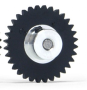 Slot It rear spur gear SW 32 th
