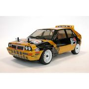 1/10 Lancia Delta Integrale Evo clear body set with Esso decal sheet