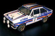 Ford Escort RS1800 Mk2 1/10 RC car