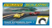 Scalextric Sport track extension pack 1