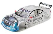 Tamiya MB CLK DTM 2000 pre-finished body 1/24