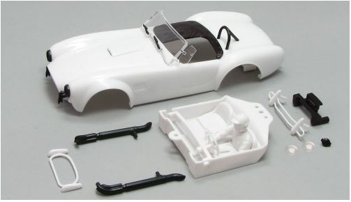 mrrc ac cobra body kit 1 32 miniland. Black Bedroom Furniture Sets. Home Design Ideas