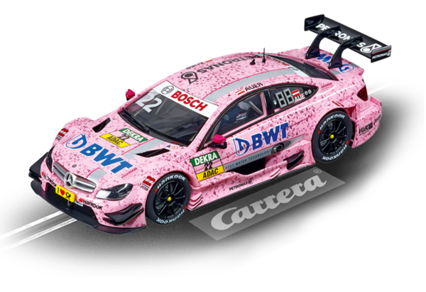 "AMG MERCEDES C-COUPE DTM ""L.AUER, NO.22"" Carrera Evo 1/32"