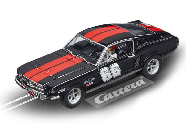 Ford Mustang GT no 66 Carrera Evo 1/32