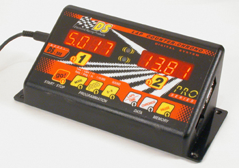Lap counting unit PRO 2-lane track