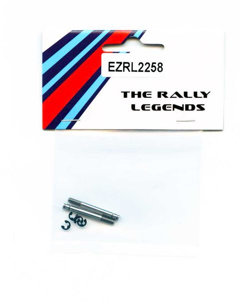 Shock shafts For Rally Car(long)
