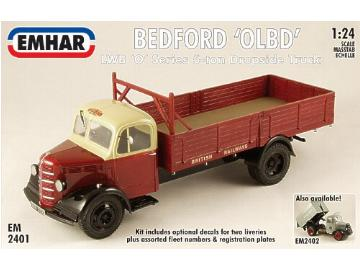 Bedford OLBD 5-ton Dropside Truck 1/24