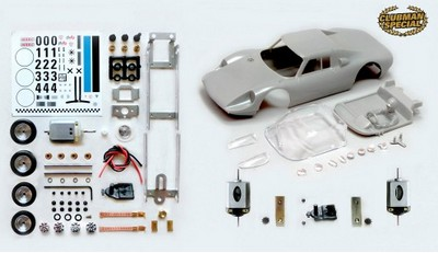 Clubman Special Porsche 904 Expert Plus Kit SELECT DRIVE S-Can Power 3 1/32