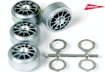 Ninco wheels Speedline Corse 4pcs