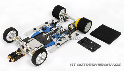 Plafit Super 4 chassis, 1/24