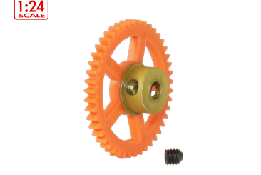 Scaleauto ProComp RS3 SW gear 45th for 3mm axle