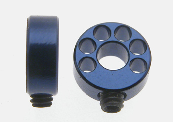Axle stopper for 3/32 axle