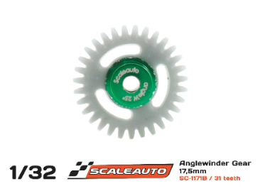 Spur gear AW 30th reverse 3/32 axle