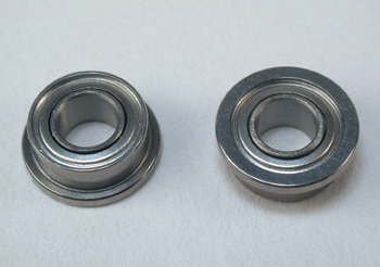 "Ball bearings, for 1/8""mm axle, closed"