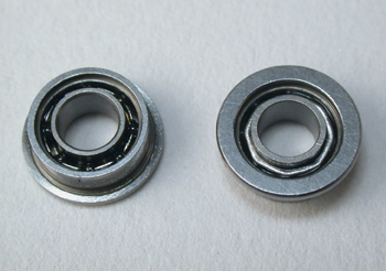 Scaleauto Ball bearings, cheramic, for 3mm axle