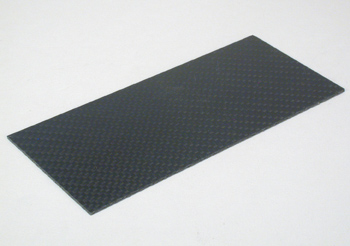 Carbon plate 140x62x1mm