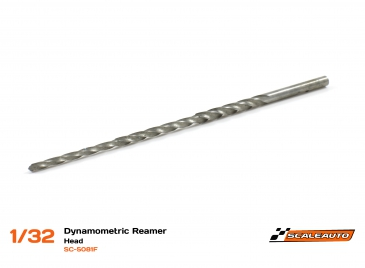 Scaleauto reamer tool tip for 2mm, 2,38mm and 3mm holes, new design