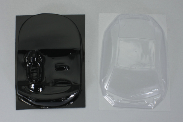 Scaleauto Honda HS-V 1/32 lexan interior and glasses