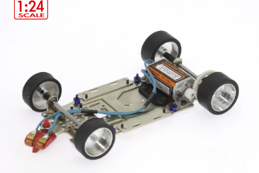 Chassis Scaleauto SC-8000RTR4 for 1/24 cars