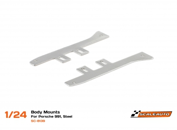 Porsche 991 body mounts