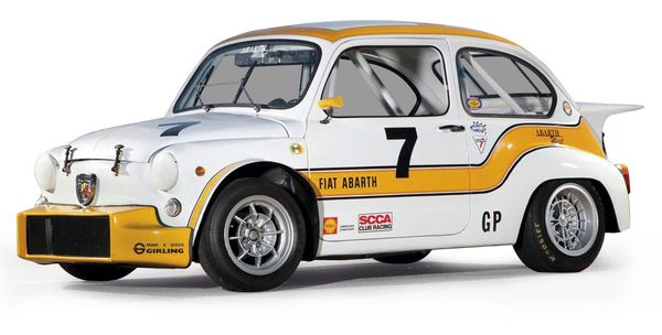SCX Fiat Abarth 1000TCR Berlina Corsa 1/32