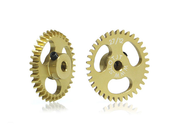 Spur gear AW 35th ergal for 2,38mm axle