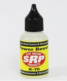 Power Boost X-70 braid contact & cleaner