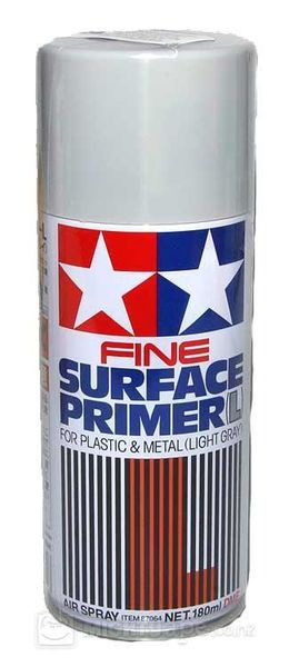 Surface Primer light grey