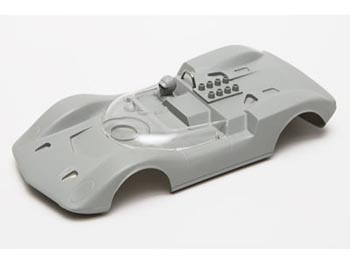 McLaren slot car body kit 1/24