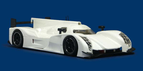 Audi R18 TDI LMP White kit