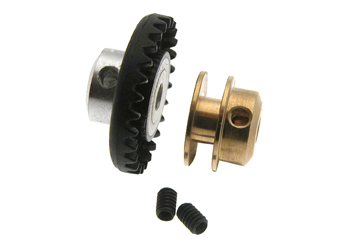 Crown gear 27 th 3/32 axle InLine