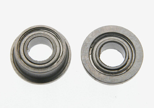 Ball bearings, for 3mm axle, closed