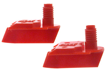 Guide blade for 1/24 cars, 7mm deep, cut down