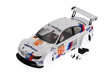 BMW M3 GT2 body set 1/24.