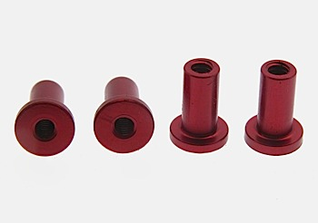 T-nut for suspension, 6mm, 4pcs