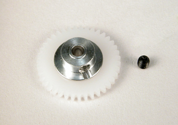 Gear 39th SW, for 3mm axle
