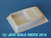 Lexan interior for 1/24 cars
