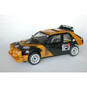 1/10 Lancia Delta S4 clear body set with Esso decal sheet