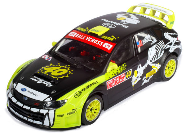 Subaru Imprezza Global Rallycross D.Mirra 1/32