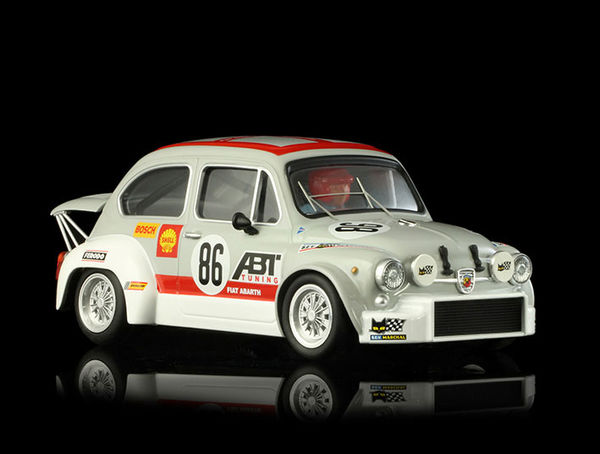 Fiat 1000TCR 24h Spa Francorchamps 1970 1/24