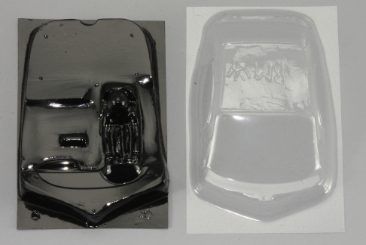 Scaleauto BMW Z4 GT3 1/32 lexan interior and glasses