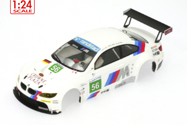 BMW M3 GT2 LeMans 2011 1/24 body set