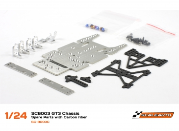Chassis kit Scaleauto SC-8003 GT3