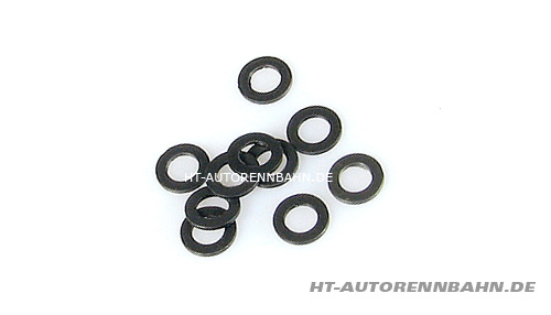 Axle shims 0,25mm for 1/24 cars