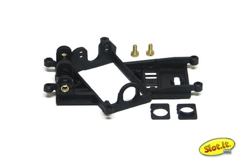 Slot it anglewinder motor pod Evo6 hard