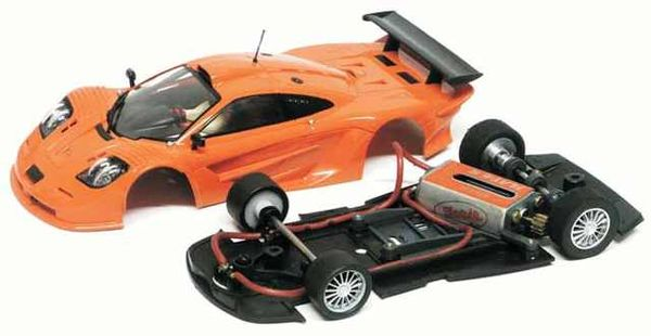 Slot It McLaren GTR RAW 1/32